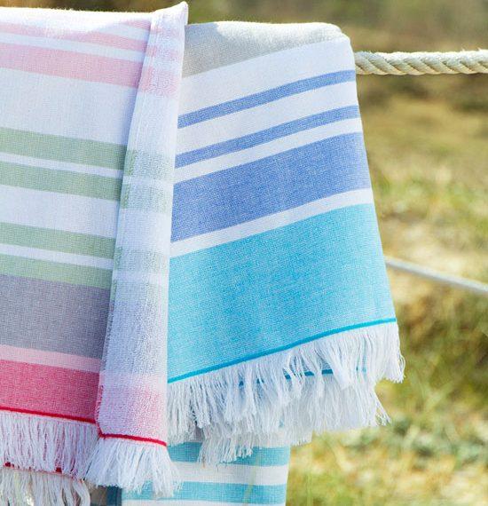 toallas algodon peinado 2