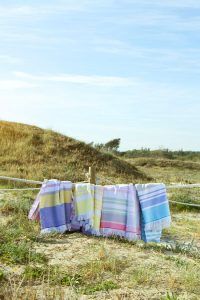 toallas algodon peinado